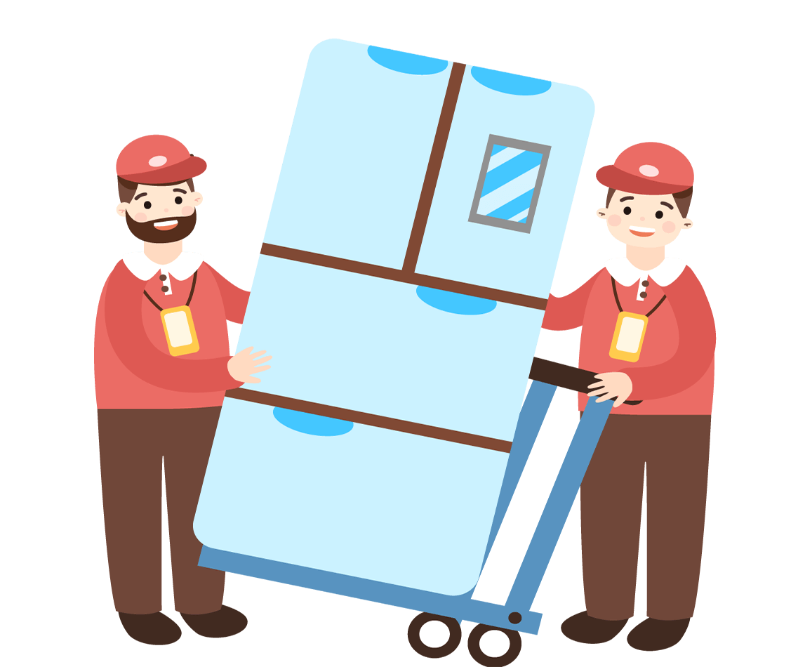 rapid movers and packers