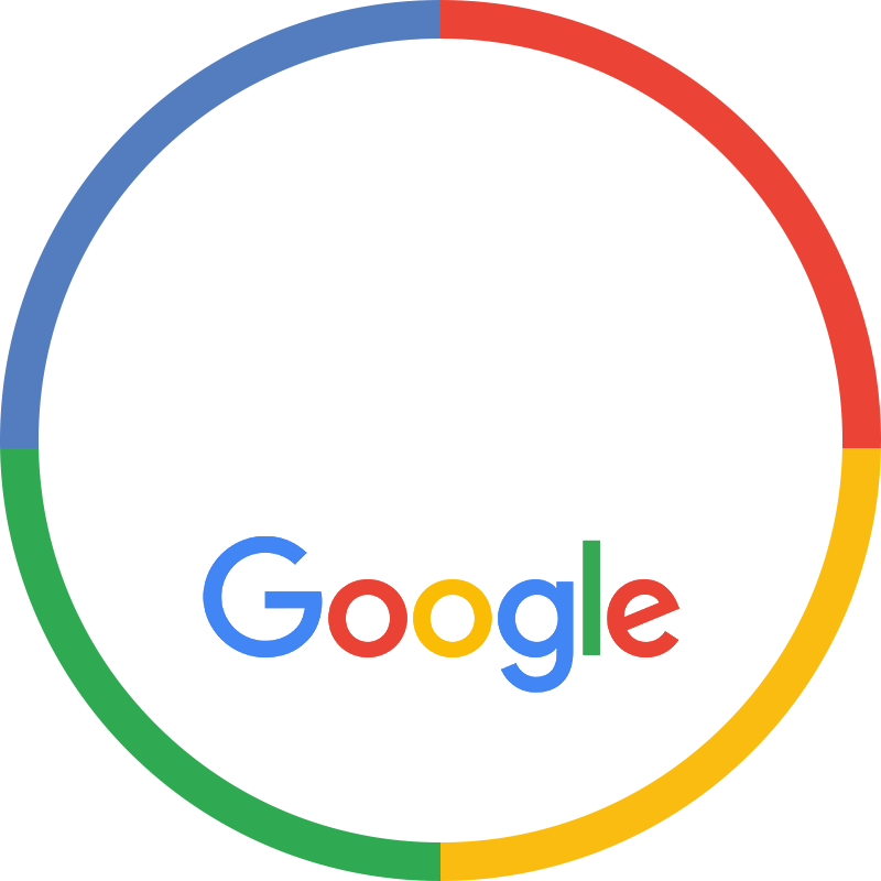 rapid movers google review white color