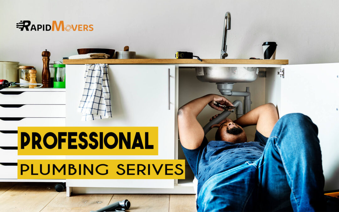 Plumbering services in Lahore