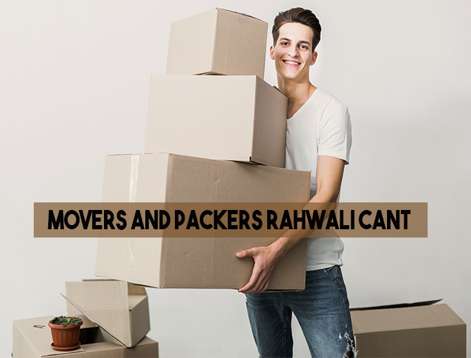 Movers and Packers Rahwali Cantt