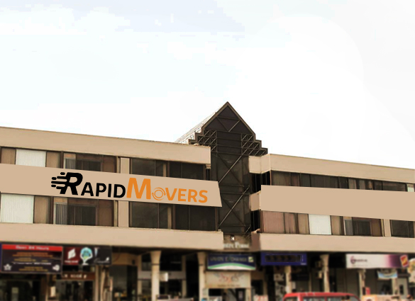 Rapid Movers and Packers Location